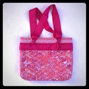 5/$20 Vera Bradley Small Pink Bag